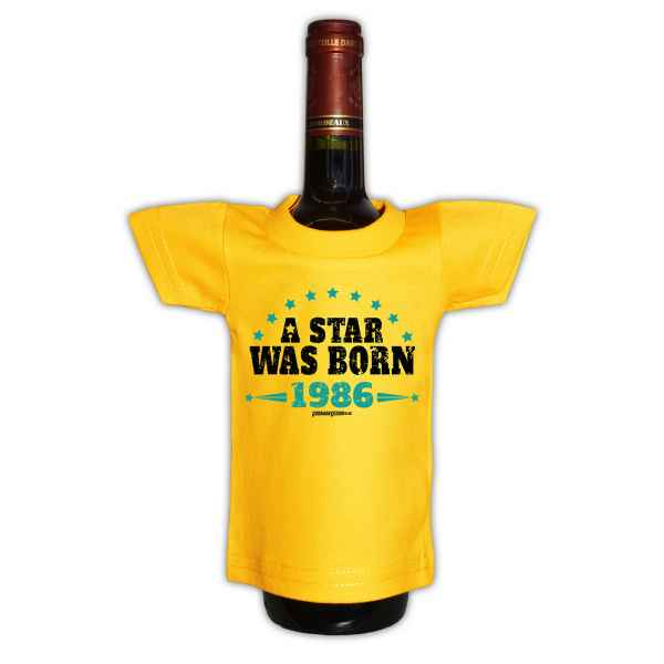 Mini T-Shirt A star was born 1986