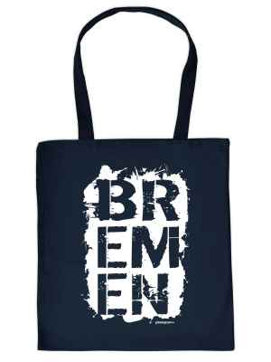 Stofftasche: Bremen