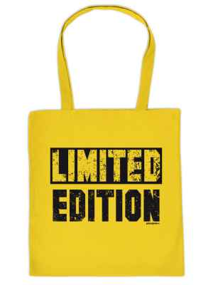 Stofftasche: Limited Edition