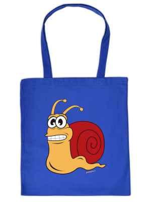 Stofftasche: Schnecke