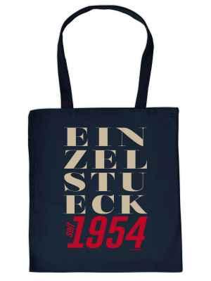 Stofftasche: Einzelstück seit 1954